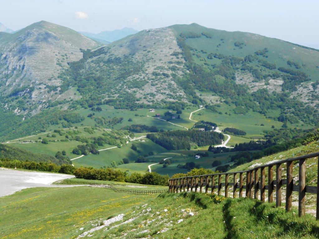 panorama Monte Maggio