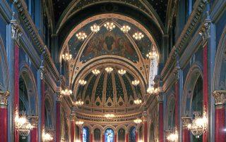 Cattedrale San Benedetto - interno