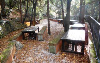 Area picnic Santo Marzio