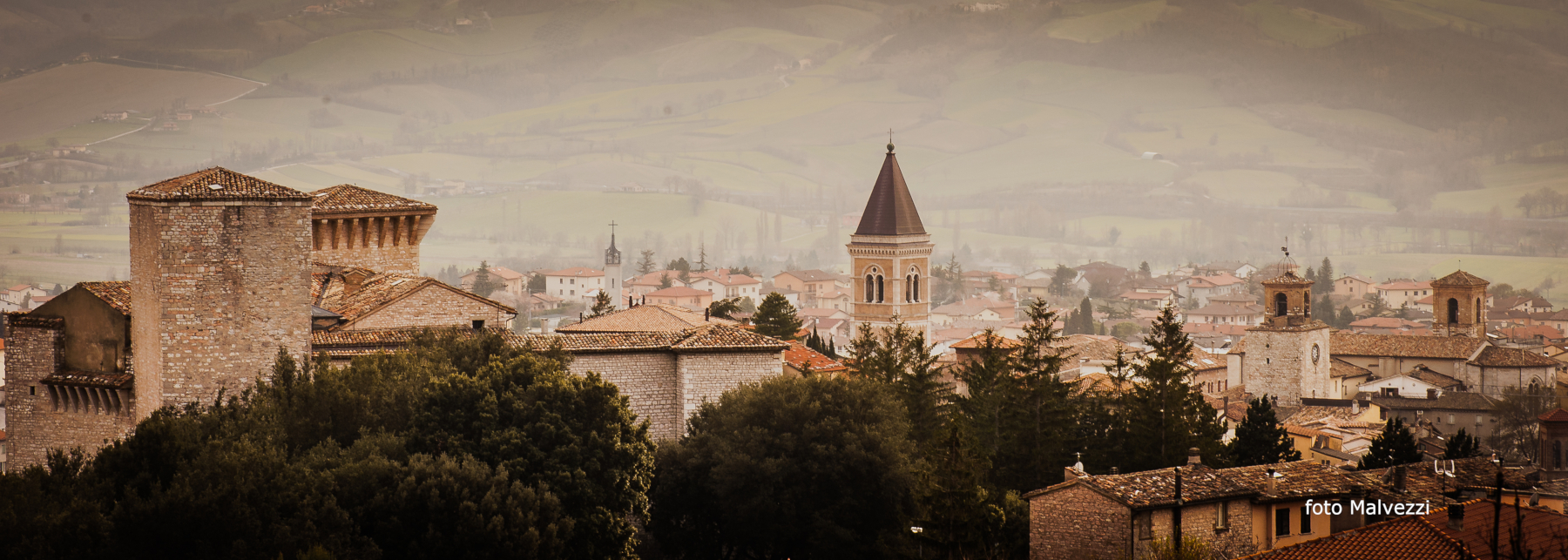 Gualdo Tadino - panorama