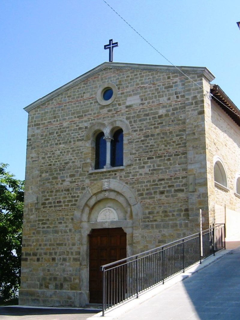 Chiesa di San Giovanni Battista - Grello