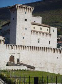 Rocca Flea sede del museo civico