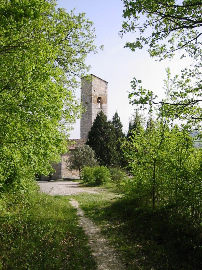 Chiesa di San Facondino con Torre