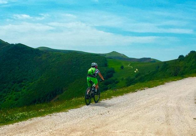 Gualdo Tadino Trans Bike